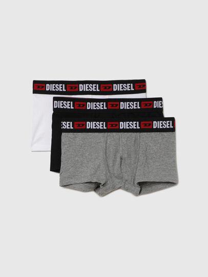Diesel - UMBX-UDAMIENTHREEPAC, Black/Grey - Underwear - Image 1