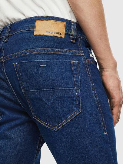 Diesel - Thommer 0095Z, Dark Blue - Jeans - Image 4