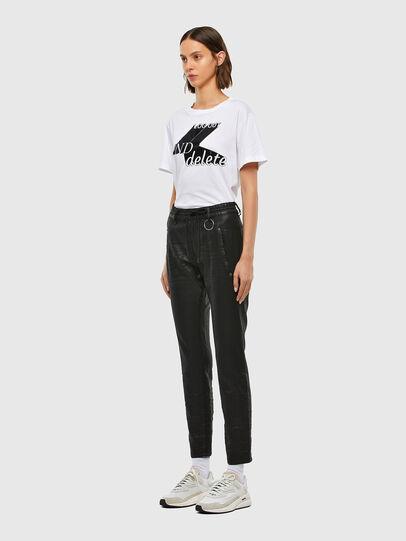 Diesel - KRAILEY JoggJeans® 069QP, Black/Dark grey - Jeans - Image 5