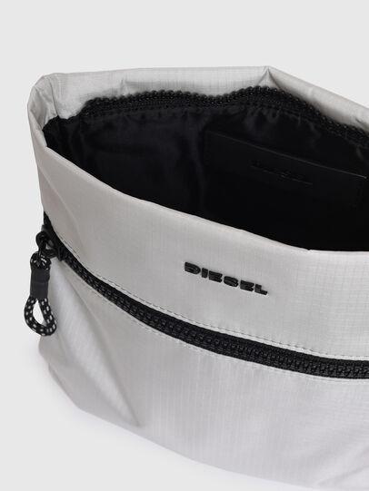Diesel - F-URBHANITY CROSS, White - Crossbody Bags - Image 4