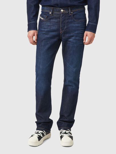 Diesel - D-Vocs 09A12, Dark Blue - Jeans - Image 1