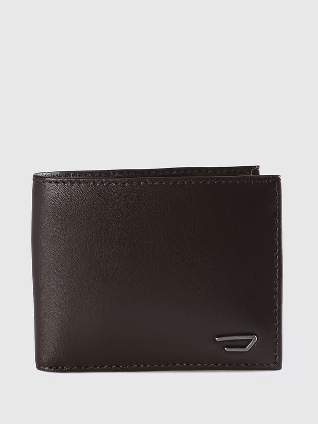 Diesel NEELA XS, Dark Brown - Small Wallets - Image 1