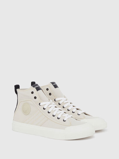 Diesel - S-ASTICO MID LACE, Face Powder - Sneakers - Image 2