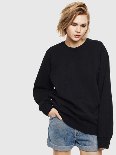 Diesel - S-GIRK-WORK, Black - Sweaters - Image 2