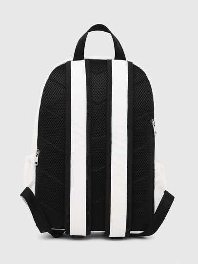 Diesel - F-BOLD BACK III, White - Backpacks - Image 2