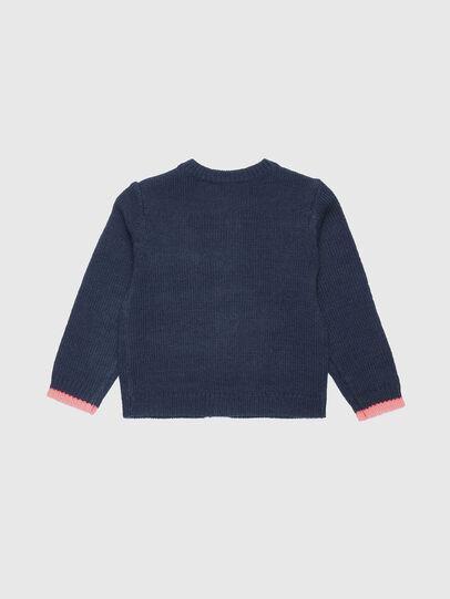 Diesel - KOGYB, Blue/Red - Knitwear - Image 2