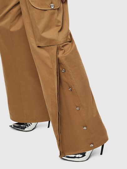 Diesel - P-CHIKU, Light Brown - Pants - Image 5
