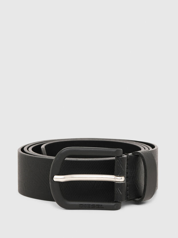 B-SPIGA, Black - Belts