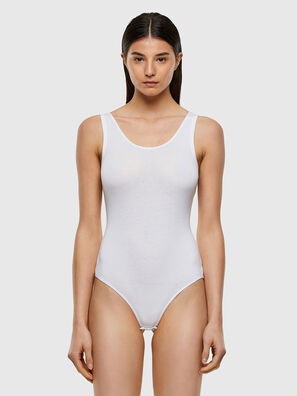 UFTK-BODY, White - Bodysuits