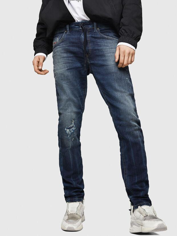 Thommer JoggJeans 069HI, Dark Blue - Jeans