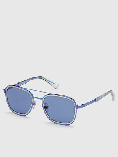 Diesel - DL0320, Blue - Sunglasses - Image 2