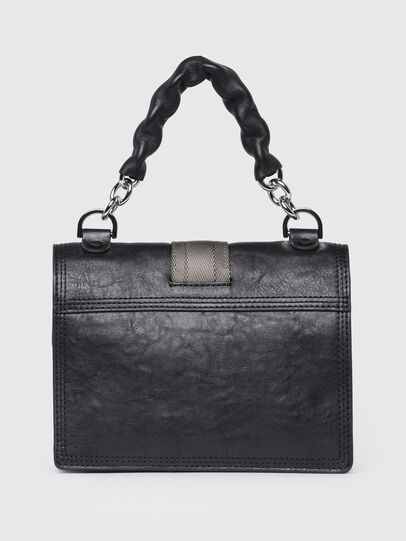 Diesel - MISS-MATCH CROSSBODY, Anthracite - Crossbody Bags - Image 2