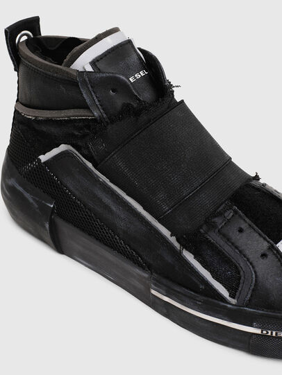 Diesel - S-DESE DEC, Black - Sneakers - Image 4