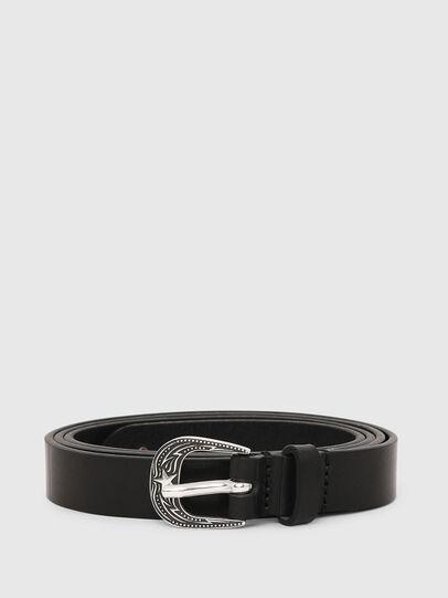 Diesel - B-ROTZO, Black - Belts - Image 1