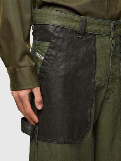 Diesel - D-Multy 0IDAQ, Green - Jeans - Image 5