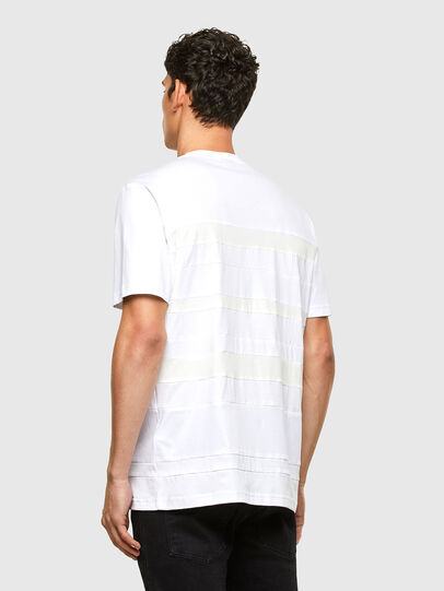Diesel - T-LOUD, White - T-Shirts - Image 2