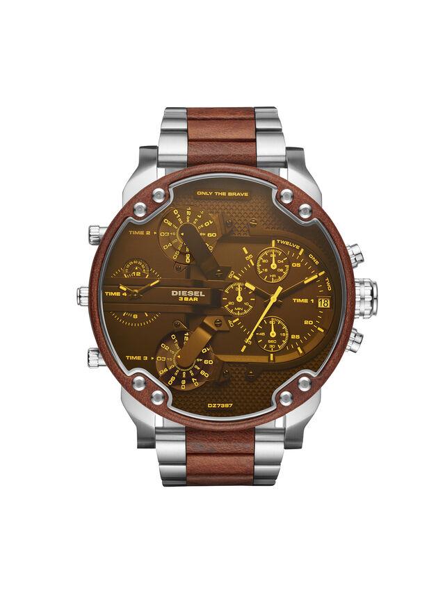 Diesel DZ7397, Brown - Timeframes - Image 1
