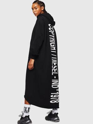 D-ILSE-TWIST-COPY, Black - Dresses