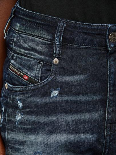 Diesel - FAYZA JoggJeans® 069PZ, Dark Blue - Jeans - Image 3