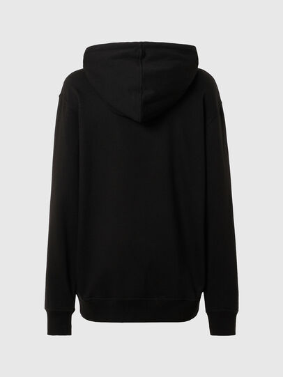 Diesel - UMLT-BRANDON, Black - Sweaters - Image 2