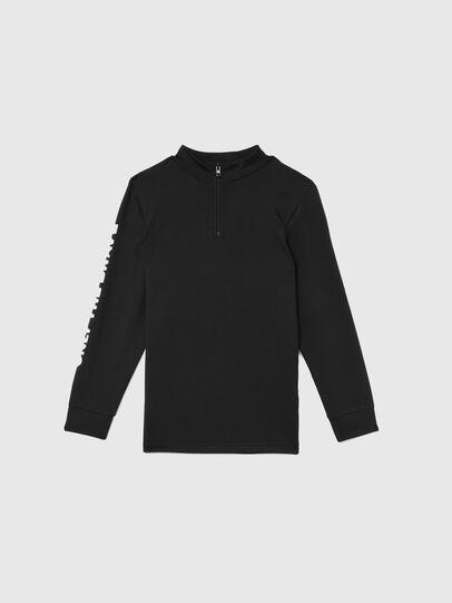 Diesel - TAPRESBR-SKI, Black - T-shirts and Tops - Image 1