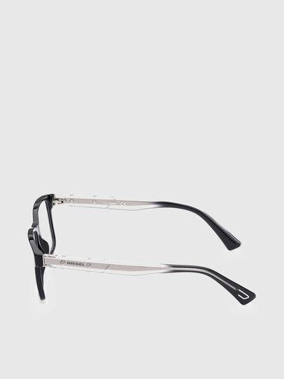 Diesel - DL5407, Black - Sunglasses - Image 3