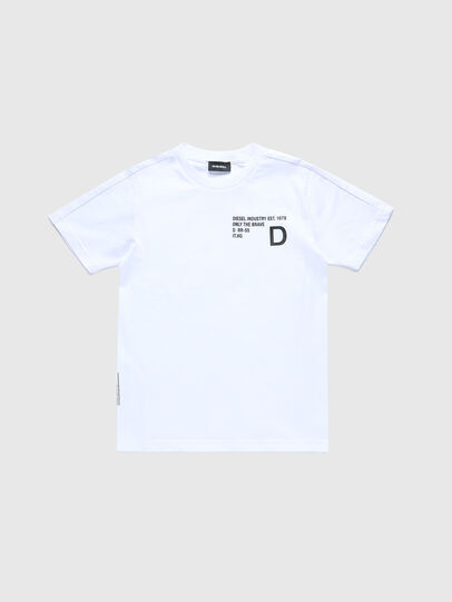 Diesel - THOVERY, White - T-shirts and Tops - Image 1