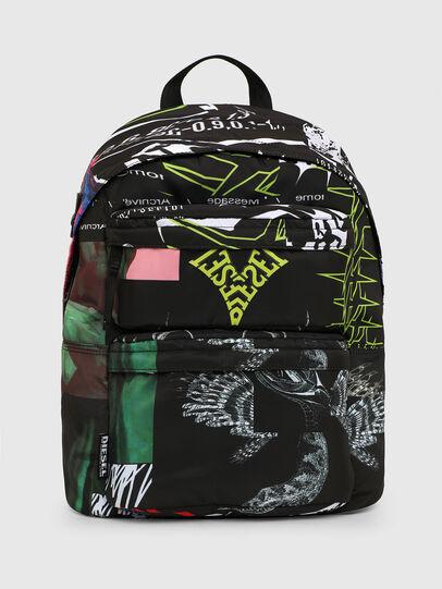 Diesel - RODYO AM, Black - Backpacks - Image 1