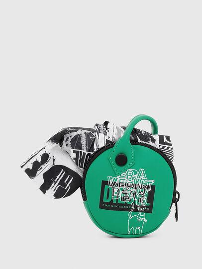 Diesel - SHOPPINA PAR, Green - Shopping and Shoulder Bags - Image 3