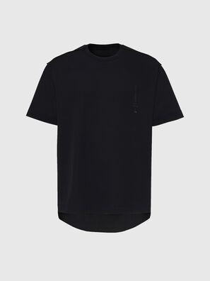 T-ZAFIR, Black - T-Shirts