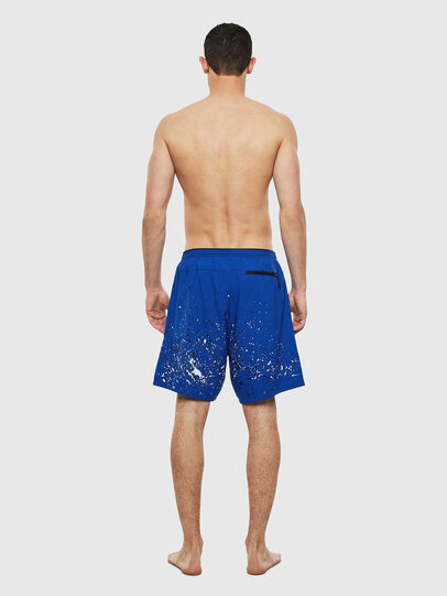 Diesel - BMBX-TUNAPO, Brilliant Blue - Swim shorts - Image 2