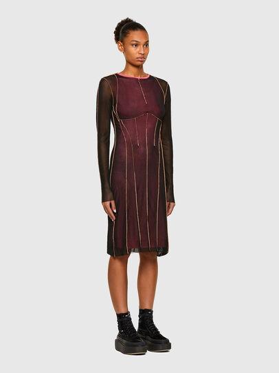 Diesel - D-VINA, Pink/Black - Dresses - Image 6