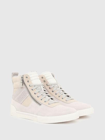 Diesel - S-DVELOWS MID CUT, Pink - Sneakers - Image 2