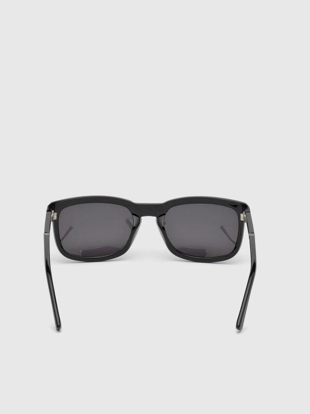 Diesel - DL0262, Black - Sunglasses - Image 4