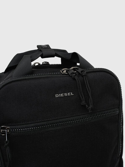 Diesel - GINKGO, Black - Backpacks - Image 5
