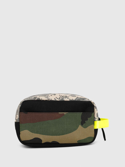 Diesel - POUCHH, Green Camouflage - Bijoux and Gadgets - Image 2