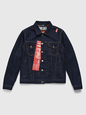 CC-NHILL-W, Dark Blue - Denim Jackets