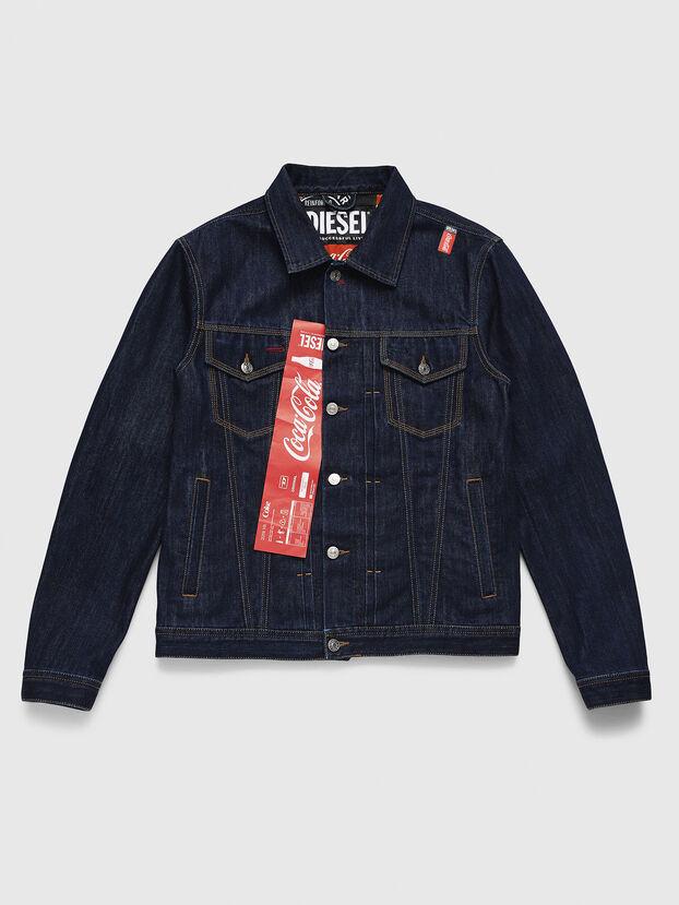 CC-NHILL-W, Dark Blue - Denim Jackets