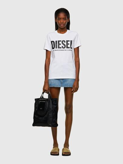 Diesel - ELLY, Black - Shopping and Shoulder Bags - Image 6