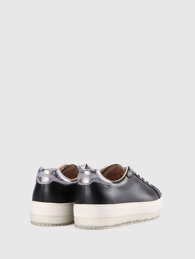 S- ANDYES W, Black-grey