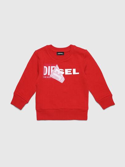 Diesel - SALLIB-R, Red - Sweaters - Image 1
