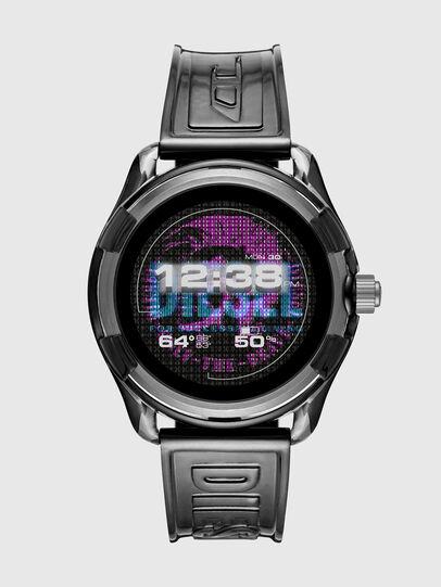 Diesel - DT2018, Black - Smartwatches - Image 1