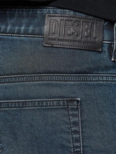 Diesel - Fayza JoggJeans 069PQ, Dark Blue - Jeans - Image 4