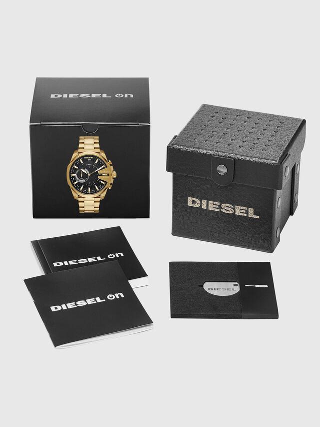 Diesel - DT1013, Gold - Smartwatches - Image 4