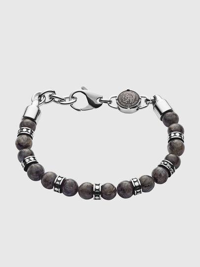 Diesel - DX1164, Grey - Bracelets - Image 1