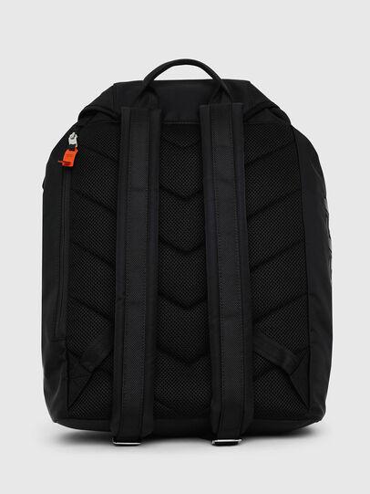 Diesel - RIESE, Black - Backpacks - Image 2