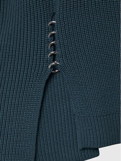 Diesel - M-ESSIE, Water Green - Knitwear - Image 3