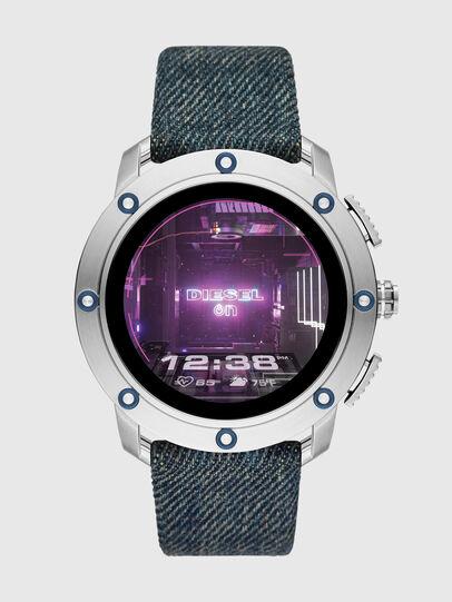Diesel - DZT2015, Blue Jeans - Smartwatches - Image 1