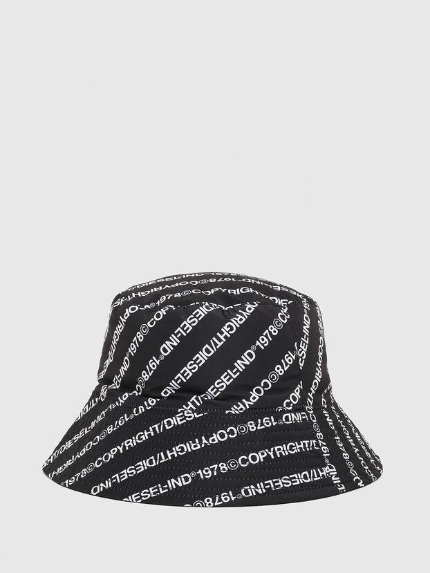 CIRIGHT, Black/White - Caps
