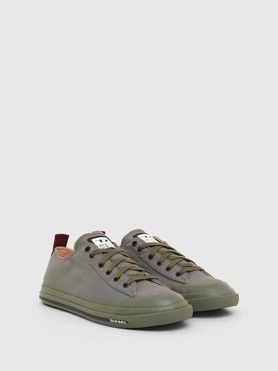 Diesel - S-ASTICO LOW CUT, Dark grey - Sneakers - Image 2